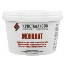 Кристаллизол Монолит (15 кг. ведро)